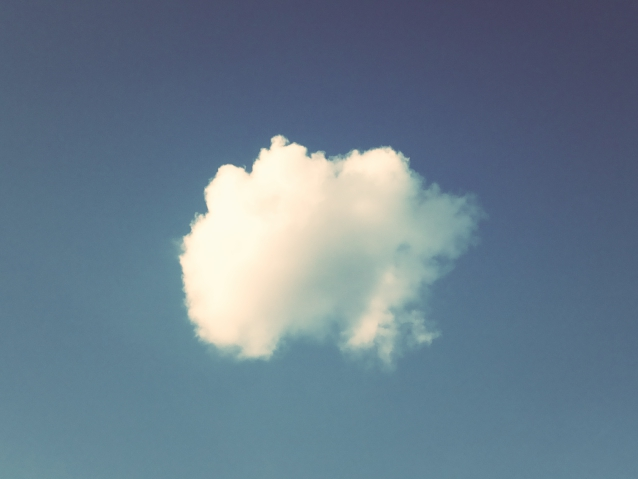 this must be cloud number 9