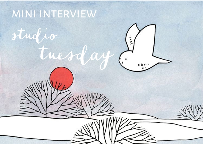 Studio Tuesday mini interview
