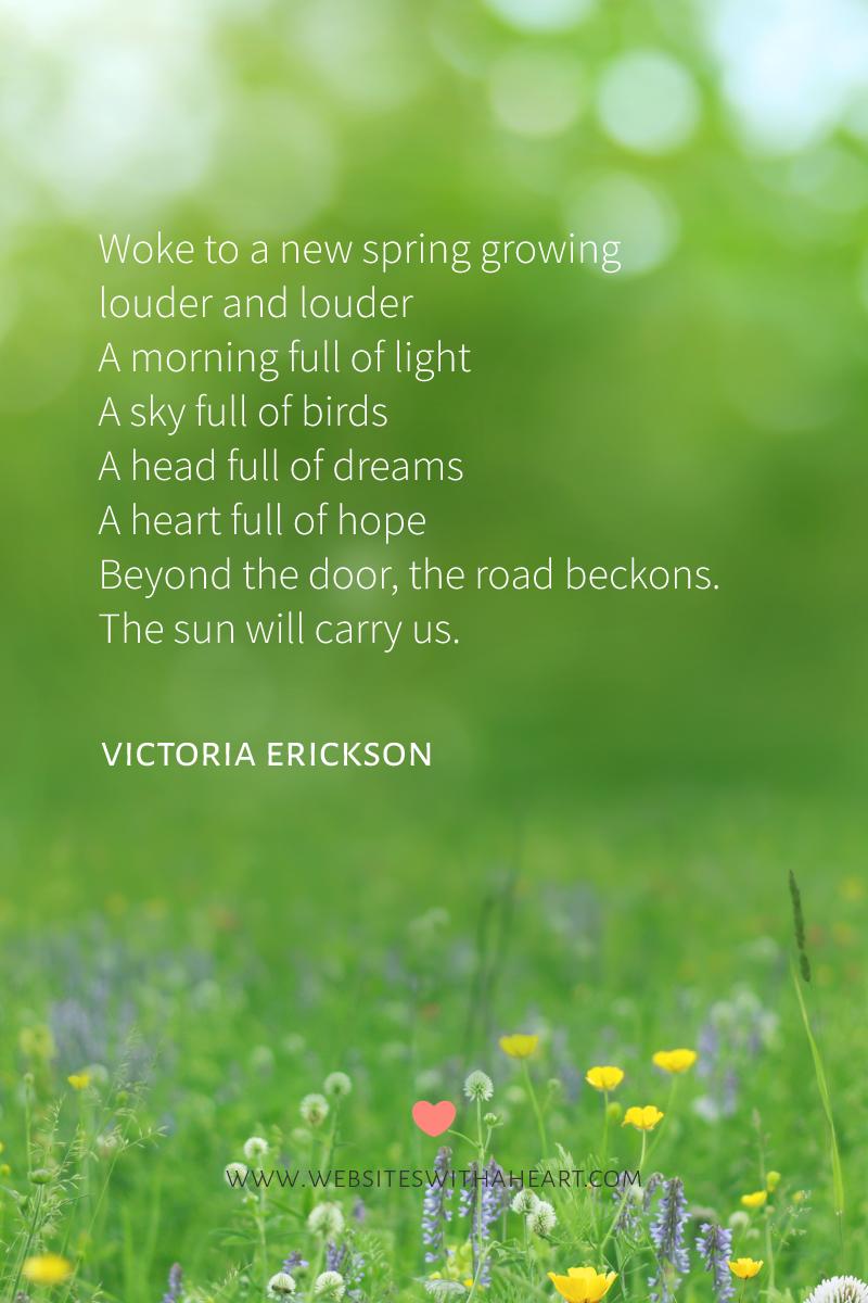 Spring by Victoria Erickson-PIN