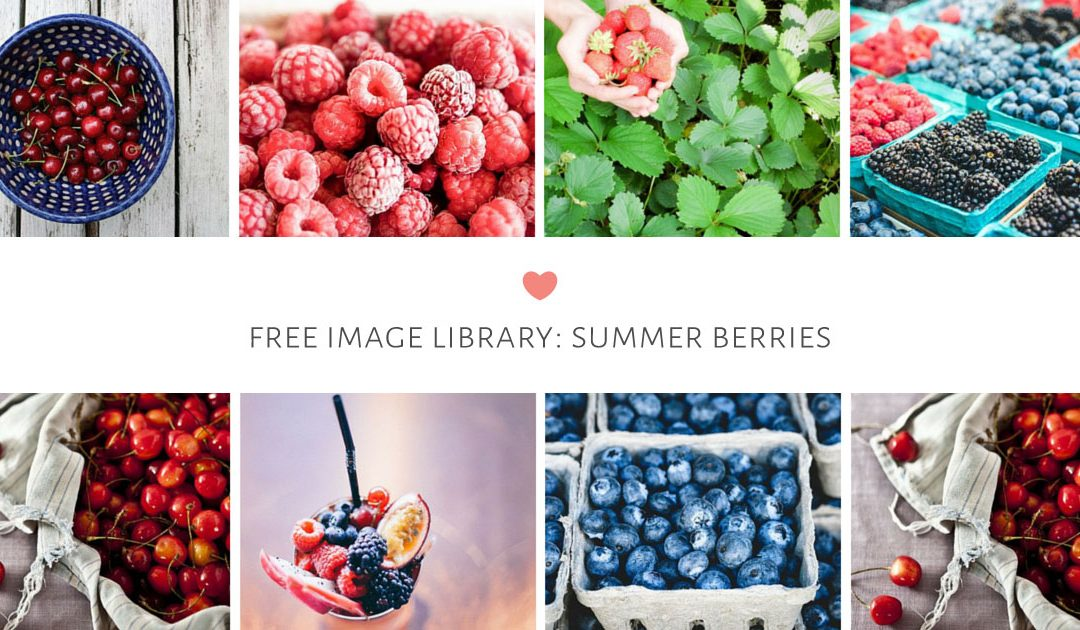 My favourite summer berry images