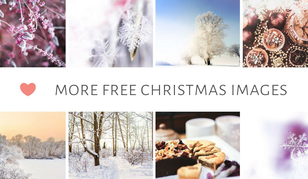 More gorgeous Christmas images