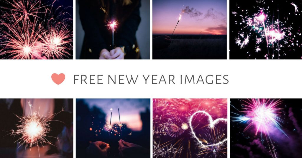 New year images for your blog & Social media posts