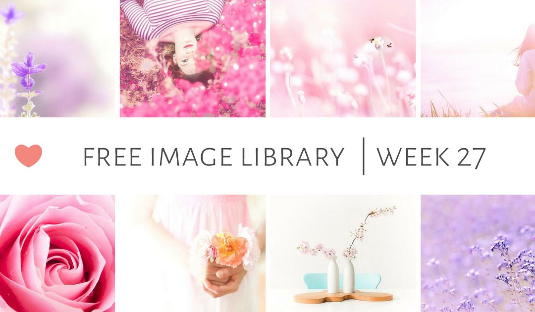 Free Image Library – Week 27