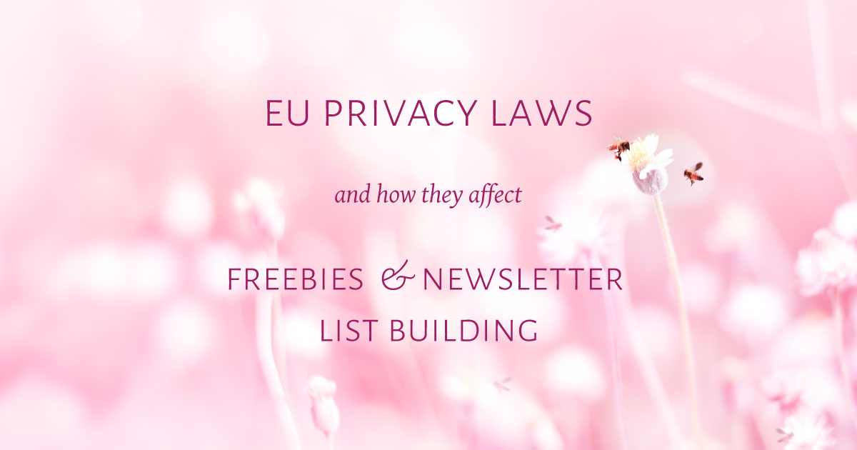 EU-privacy-laws-freebies-newsletter-lists